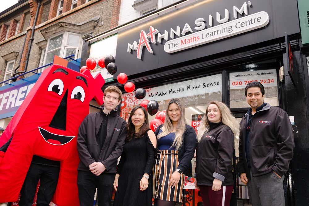 Mathnasium of Chiswick: Solving the Maths Problem