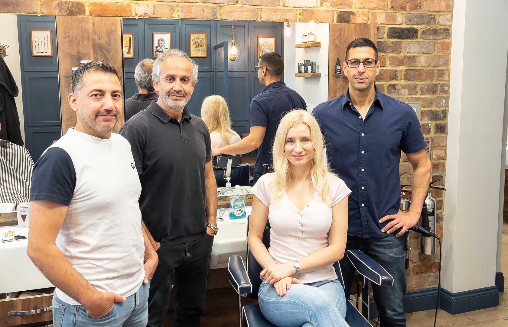 Hammersmith Barbers: Alexander Barbers – Barbering At Its Very Best