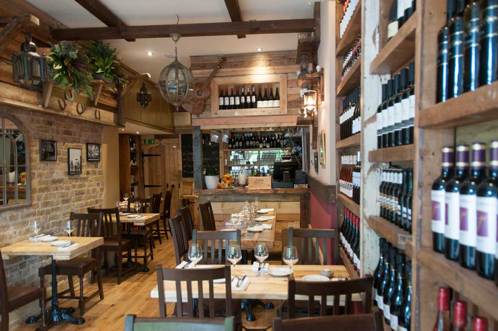 Avanti-Restaurant Chiswick-W4