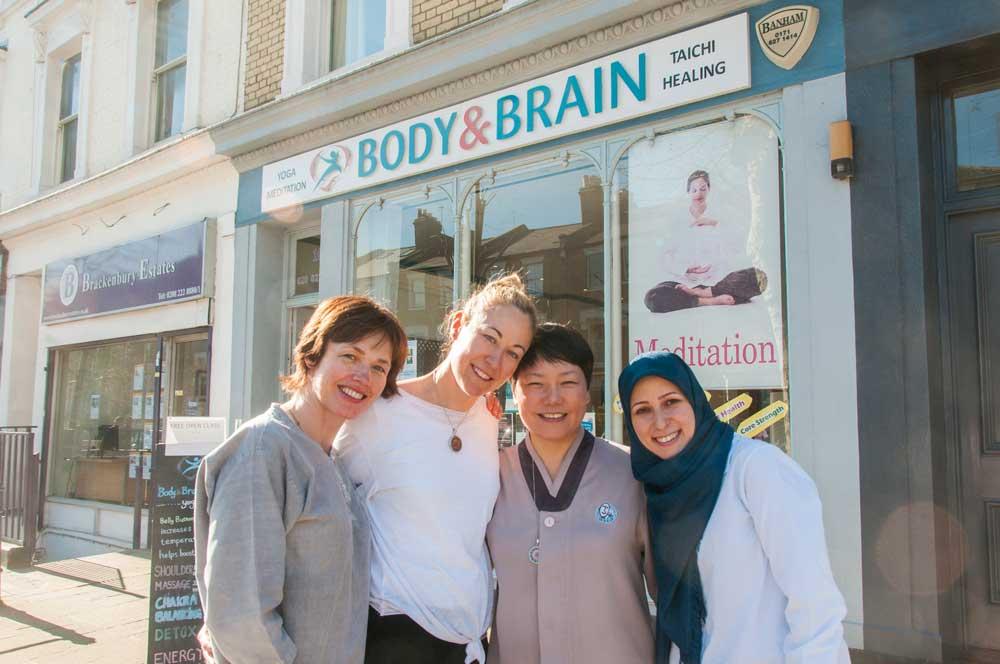 Body & Brain: Healing the Body and Brain
