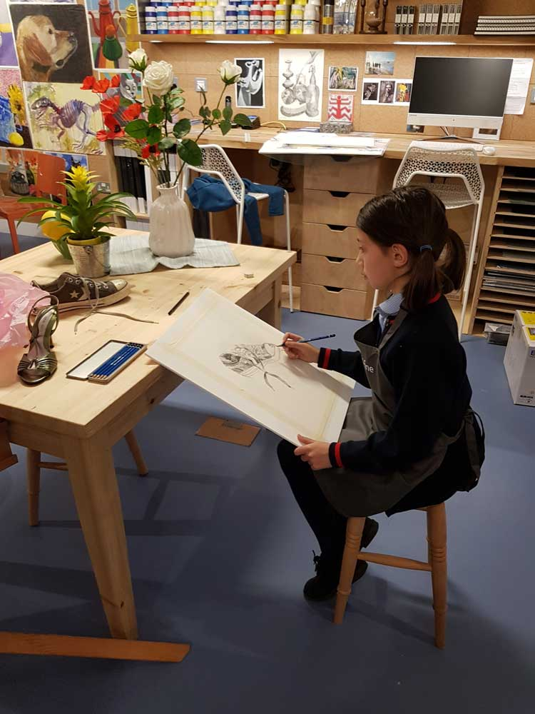 Chelsea Fine Arts: Artistic Endeavour
