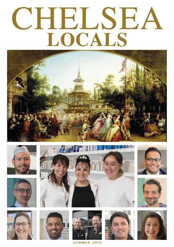 chelsea locals summer 2019