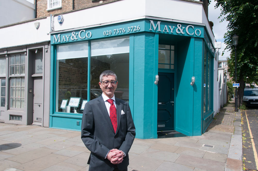 May & Co: The Home Front