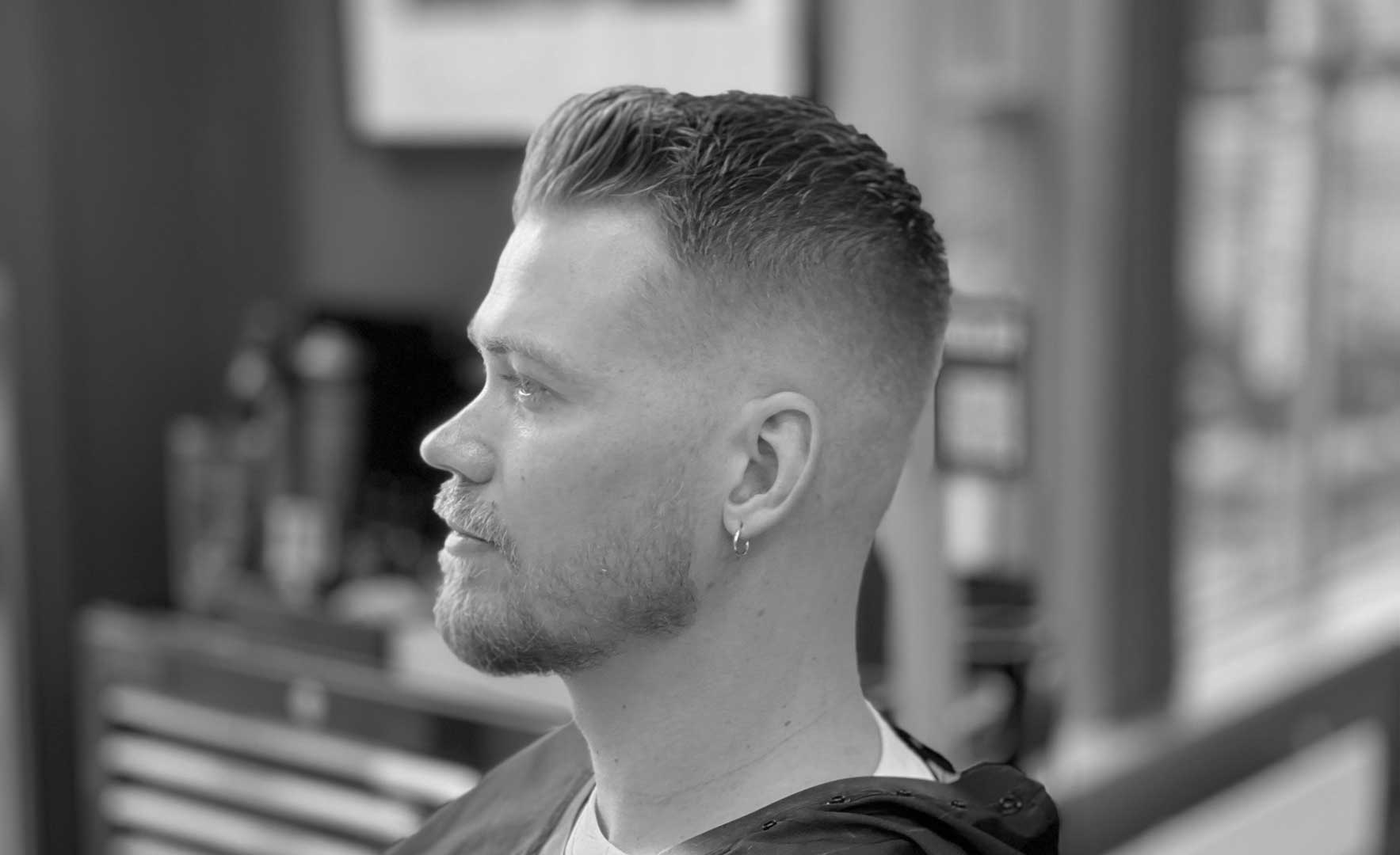 Big Jims: Chiswick Barbers Offering Classic And Contemporary Barbering