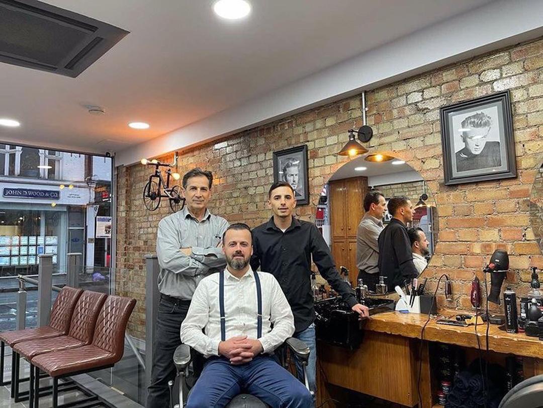 Chiswick Barbers: The Cutting Edge