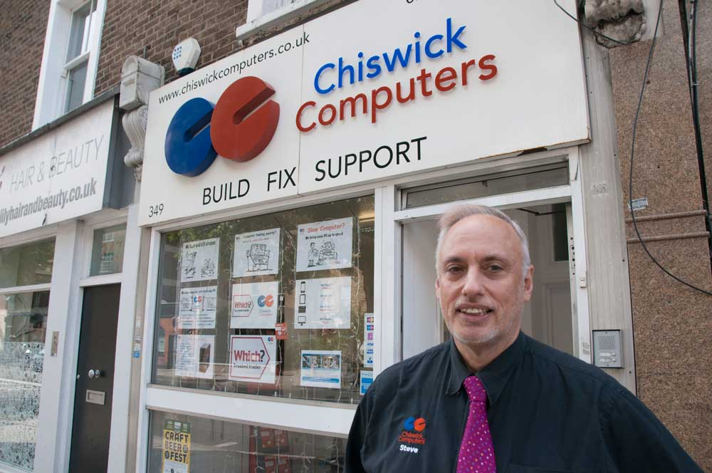 Chiswick Computers: Your Personal Support System