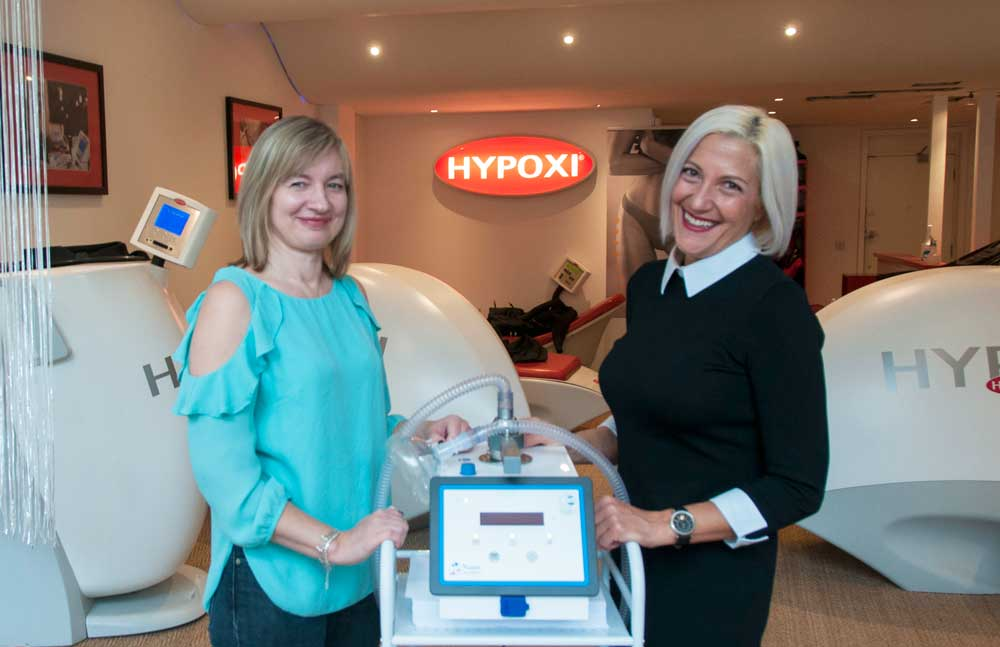 Dorota's Lifestyle Studio – HYPOXI: Nourishment From The Outside In