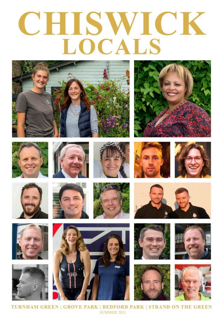 Chiswick Locals summer 2021