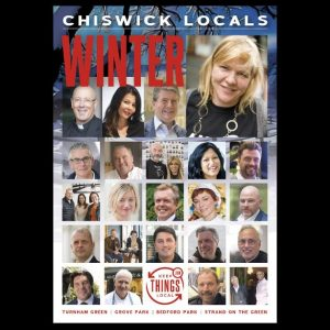 Chiswick Locals Winter Cover
