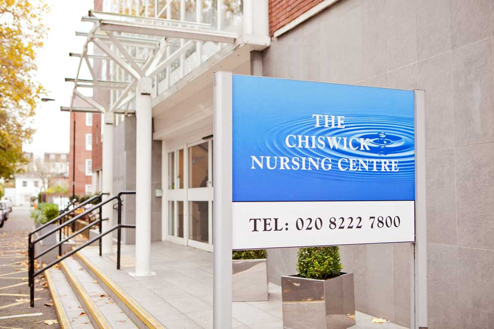 Chiswick Nursing Centre, Chiswick Locals Spring 2020, Chiswick Care Home, Hammersmith Care Home, Steve Winter, Respite Care, Palliative Nursing,