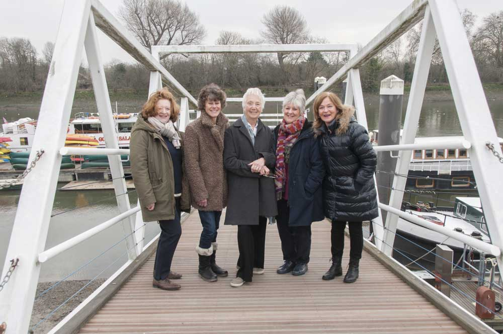 Chiswick Pier Trust: Down by the River