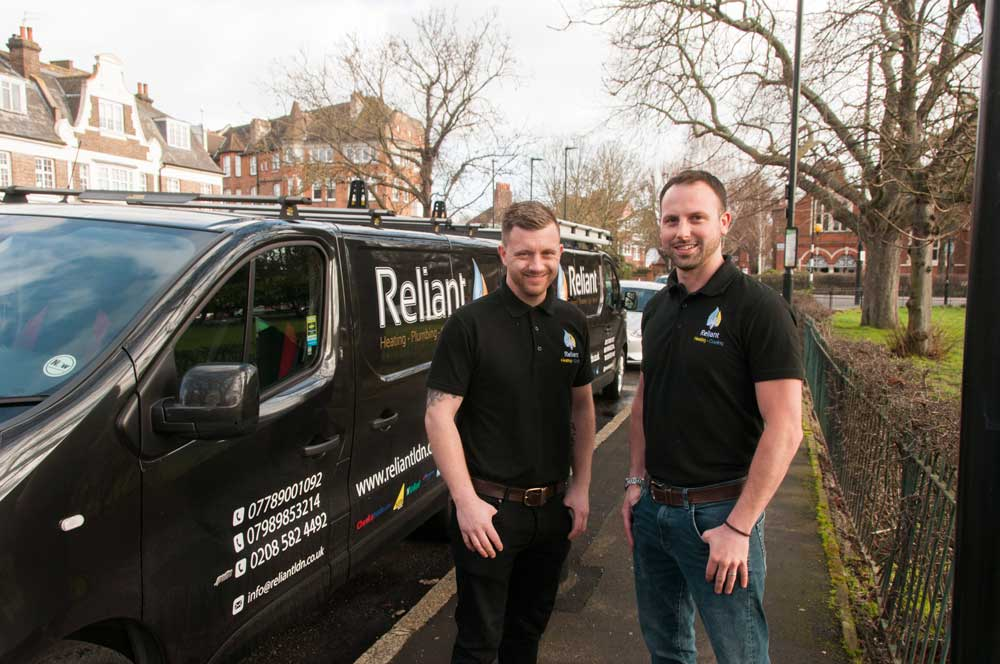 Chiswick Plumbers: Reliant LDN – The Professionals