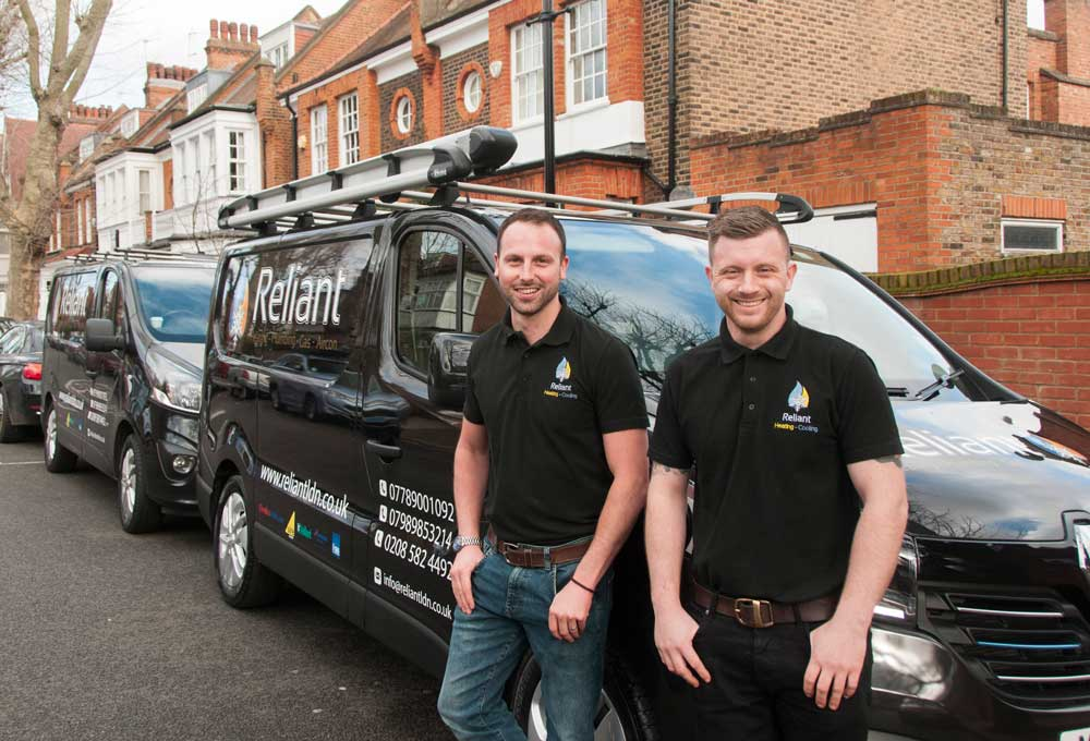 London Plumbers: Reliant LDN – The Professionals