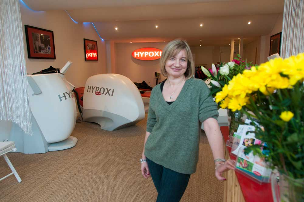 Chiswick W4: Dorota's Lifestyle Studio – HYPOXI – The Body Beautiful