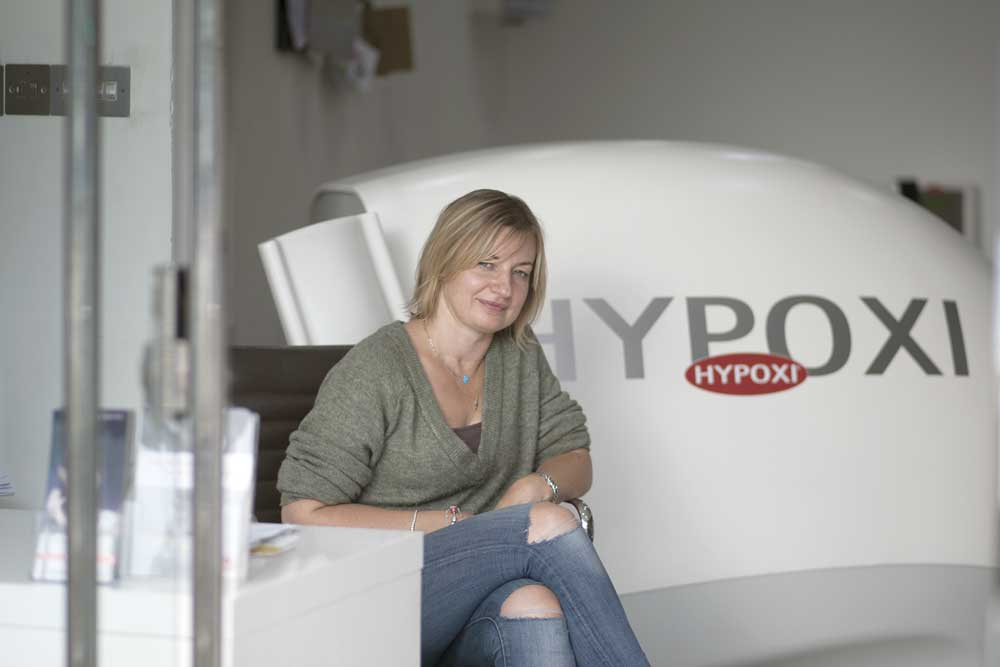 HYPOXI-Studio Chiswick: The shape of things to come