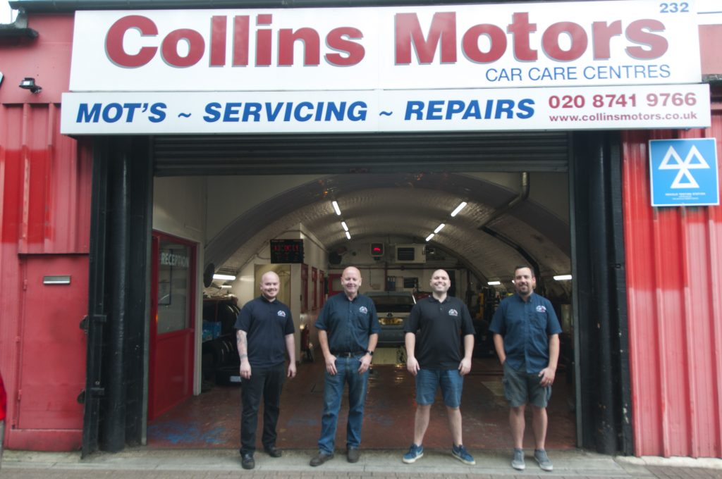 Collins Motors: Keeping It In The Family