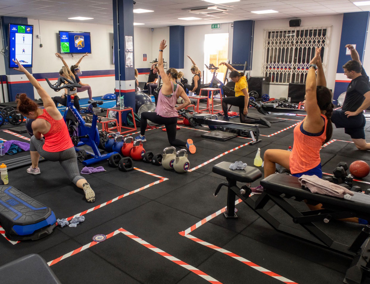F45 Ravenscourt Park: We Are Committed To Your Physical And Mental Health