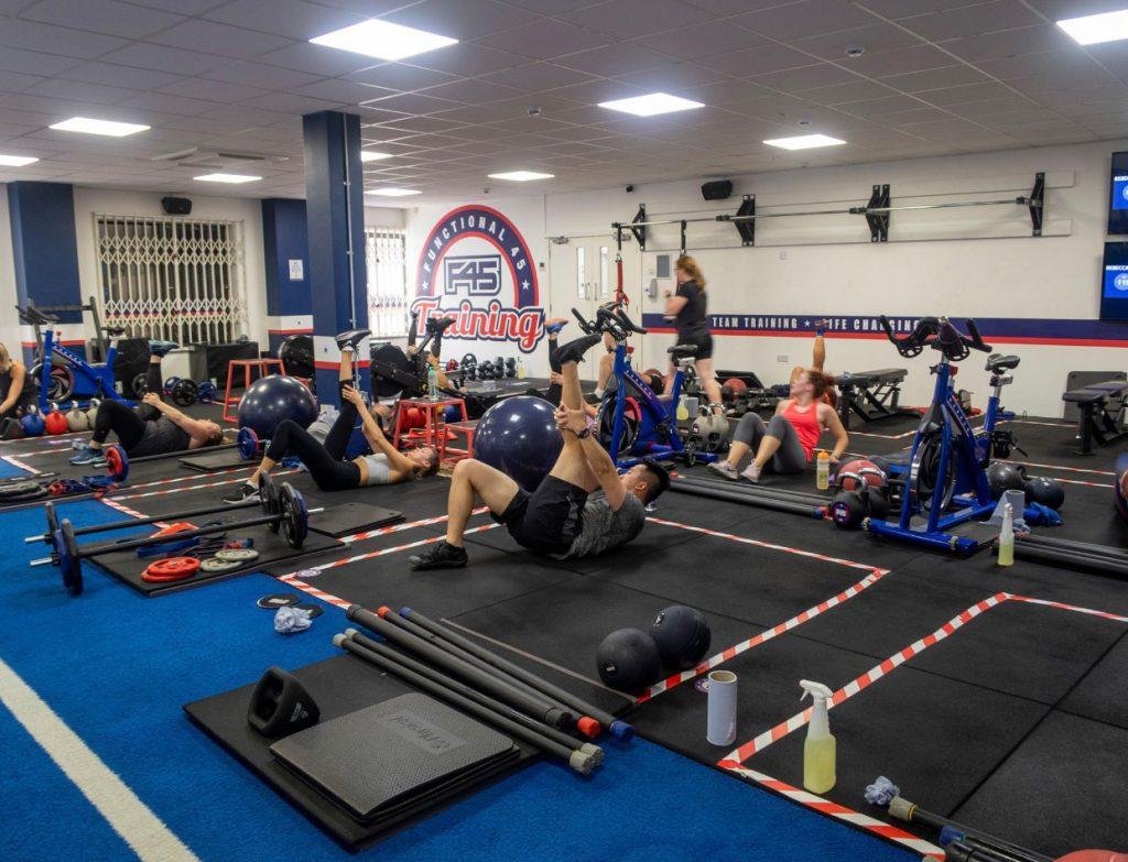 #AndrewMower #F45 #F45London #F45RavenscourtPark #Fitness #FitnessCentre #FitnessTraining #FunctionalTraining #Gym #HammersmithFitness #Health #JocetteCoote #Training