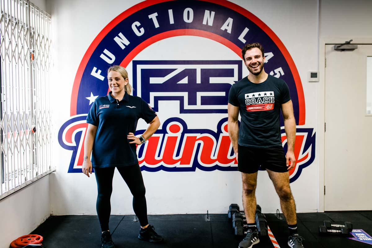 F45 Training London: Fitness Training That Gets Results