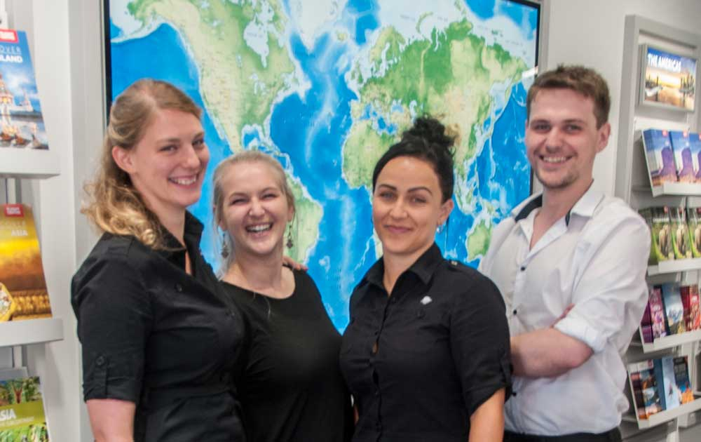 Flight Centre: Local Service with a Global Reach - Keep