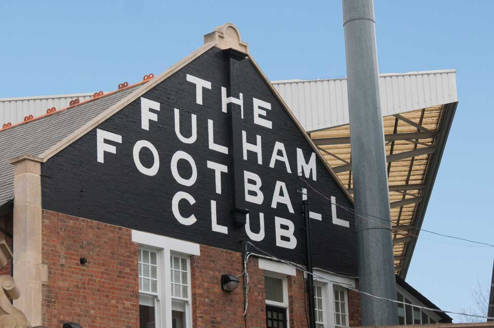 The Fulham Football Club Foundation Harnessing The Power Of Sport Keep Things Local