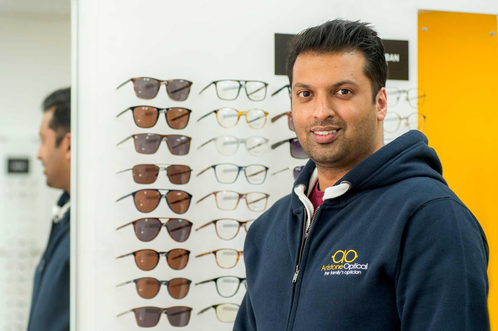Fulham Opticians: Aristone – Fulham's Friendly Family Optician