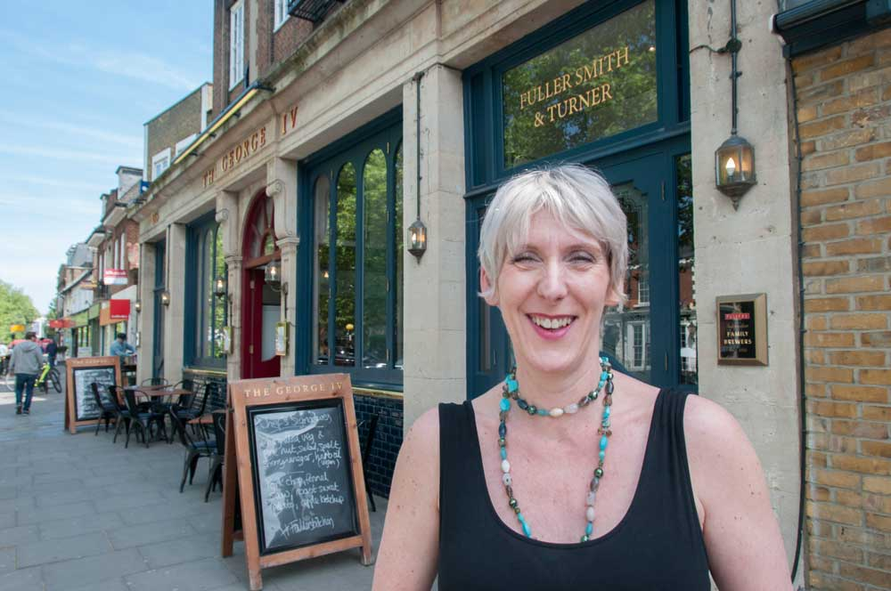 Fuller's: The George IV – A Community Local