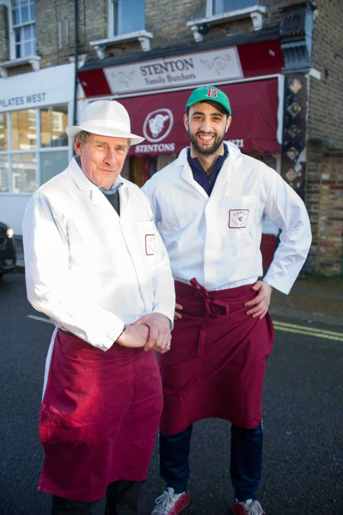 Butcher, Hammersmith Butcher, Brackenbury Butcher, Brackenbury Village Butcher, John Stenton, John Stenton Butchers, John Stenton Family Butchers, Hammersmith Locals Spring 2020, Hammersmith Locals, Brackenbury Locals