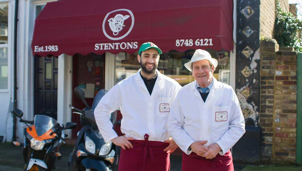 Hammersmith Butcher: John Stenton Family Butchers – Serving The Community