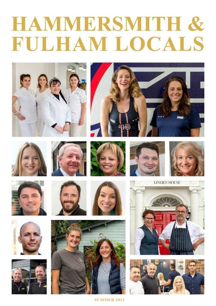 Link to H&F Locals summer 2021 PDF