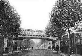 Hammersmith Grove-Road-railway-bridge