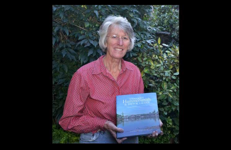 Local historian: Caroline MacMillan