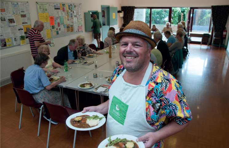 Bradley Cahoon: Grove Neighbourhood Centre – at the heart of the community