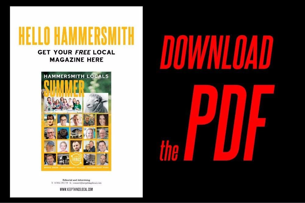Hammersmith Locals: Download and Share the Summer 2017 PDF