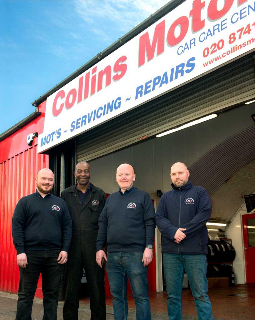 Hammersmith Motor Repairs and MOT: Collins Motors - Family Values