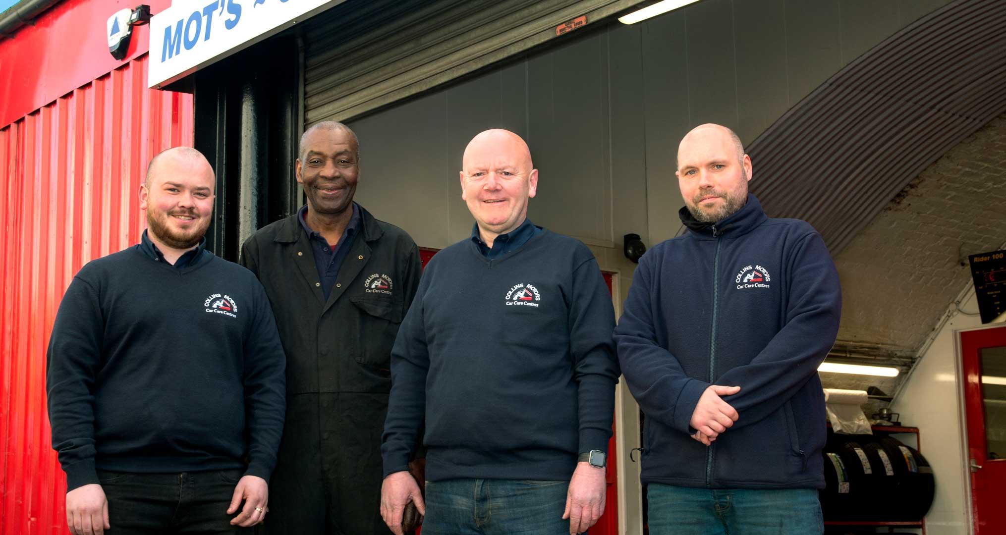 Hammersmith Motor Repairs and MOT: Collins Motors – Family Values