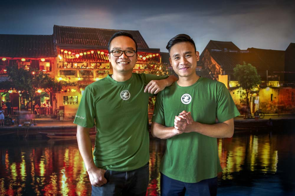Pho District: The True Taste of Vietnam – Loc and Neville