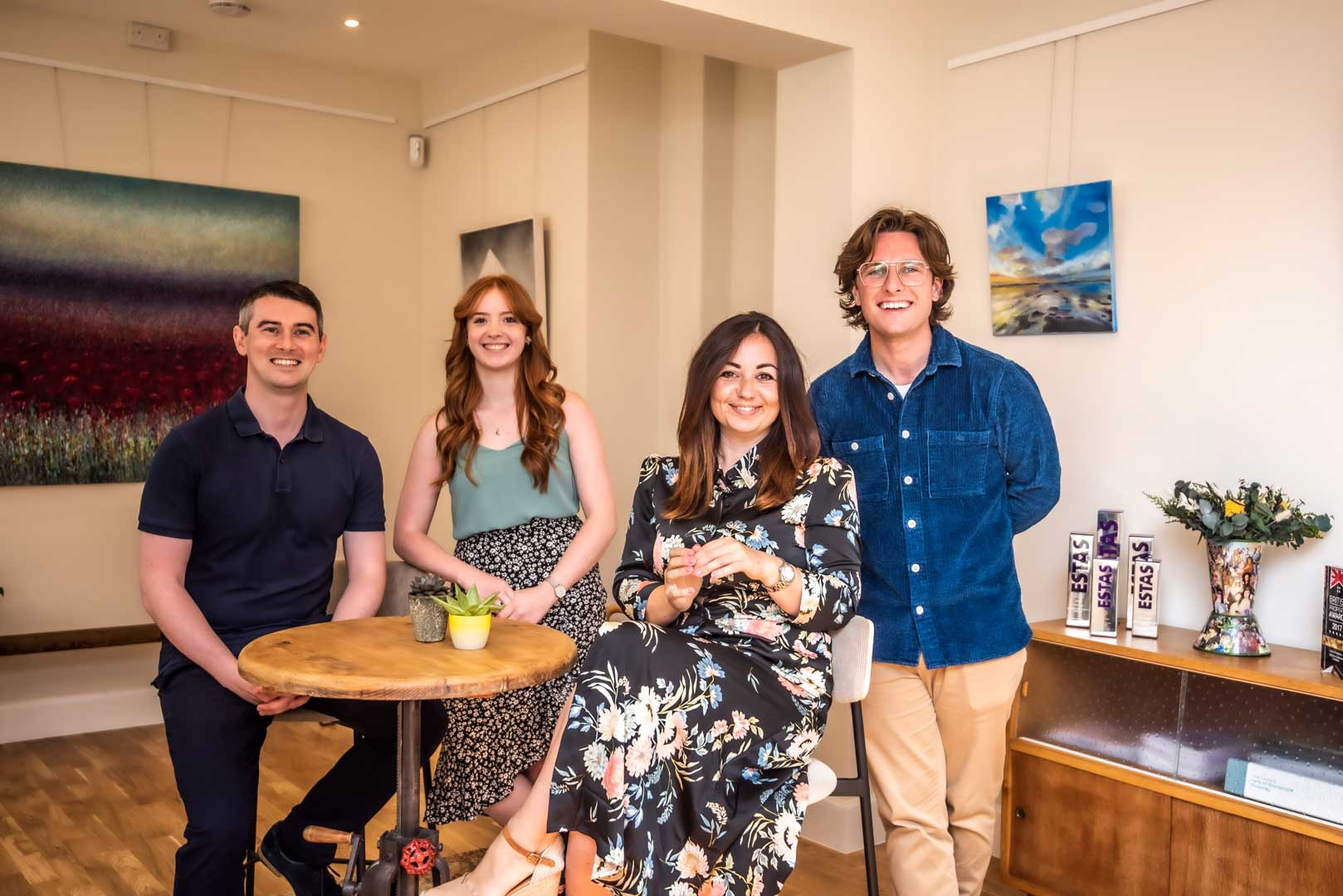 Chiswick Property: Horton and Garton – Moving On Up