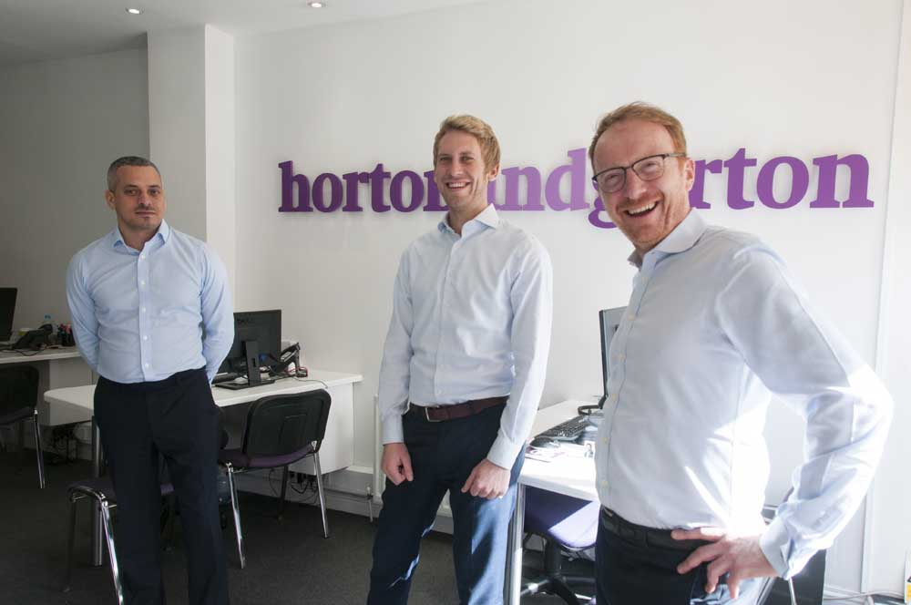 West London Estate Agent: Horton and Garton – The Home Front