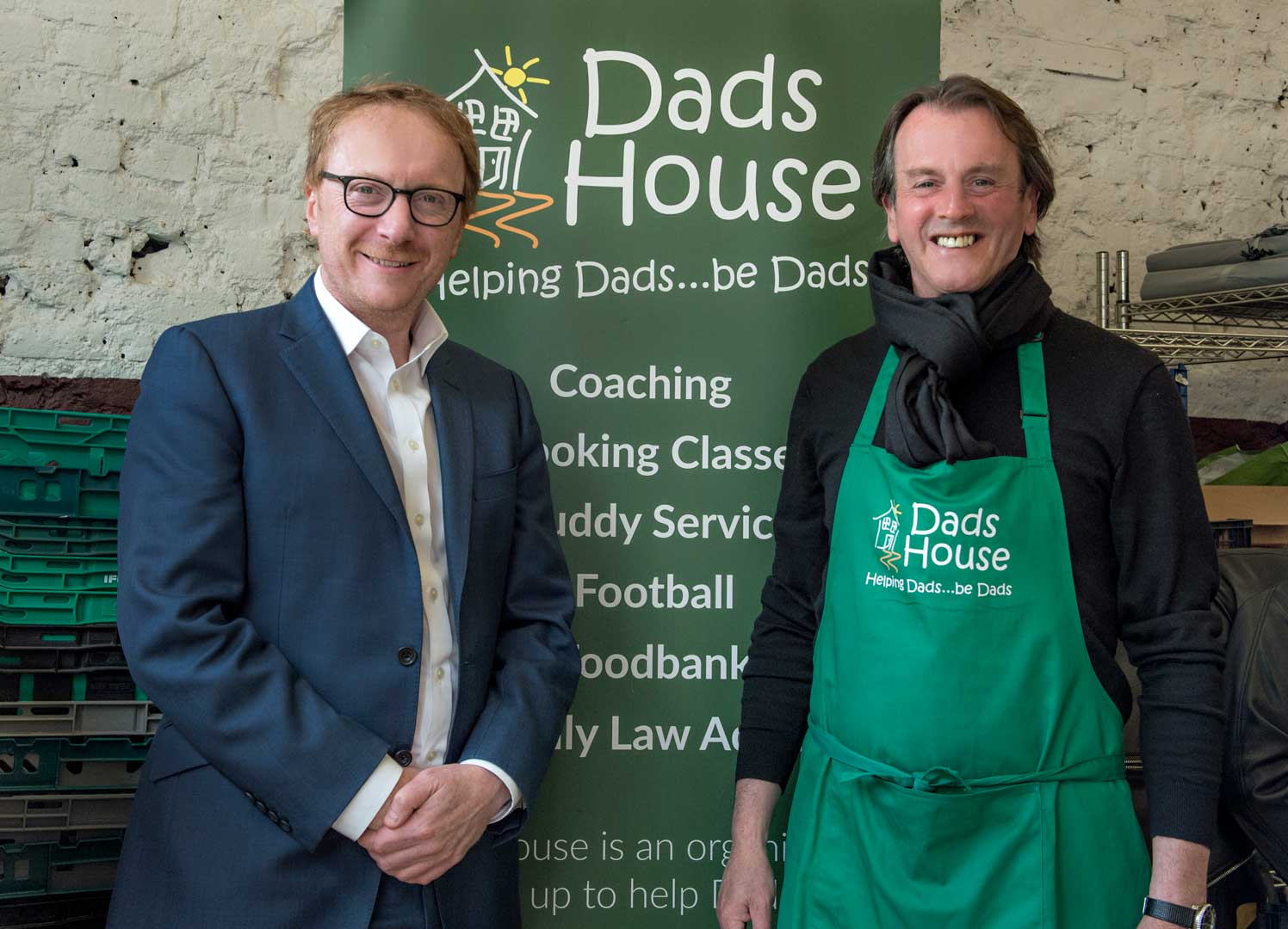 Family Support: Dads House – Single-Minded Support