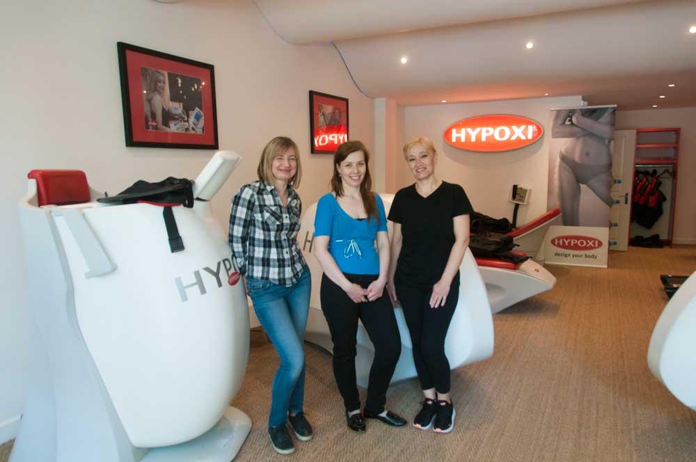 Dorota's Lifestyle Studio – HYPOXI: Shape Up For Summer