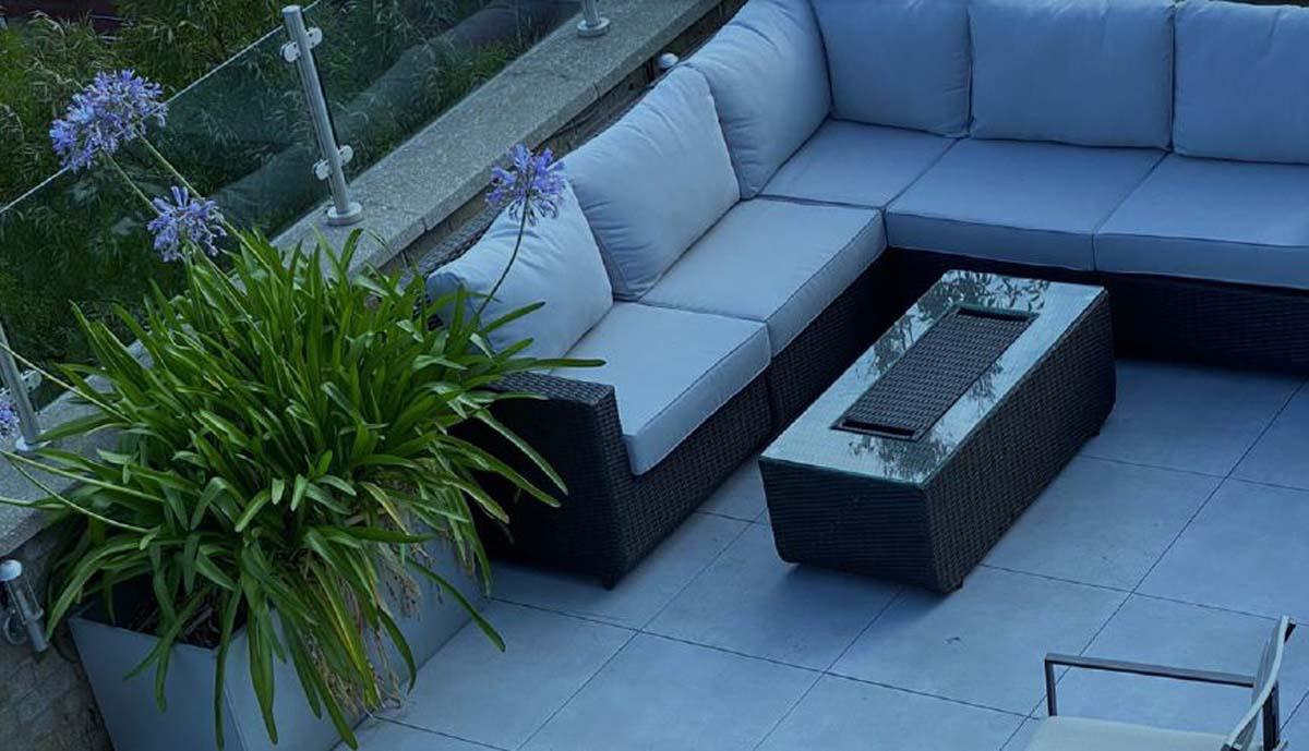London Tiles: Hugo Ceramicas-Intceram – Bringing The Outside In…