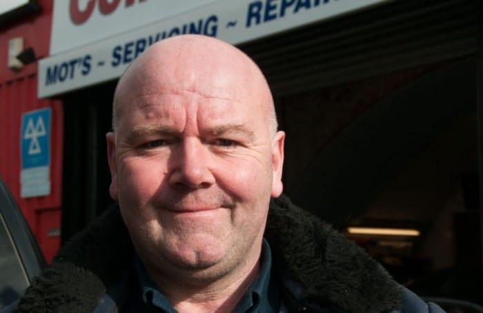 Collins Motors: John Collins