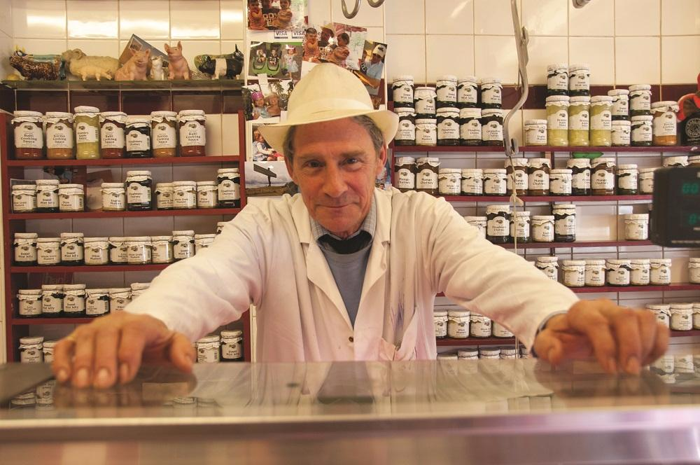 Get the BBQ sizzling with John Stenton's speciality meaty treats