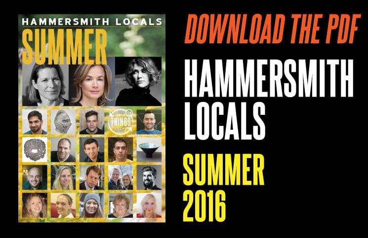 Hammersmith Locals: Summer 2016
