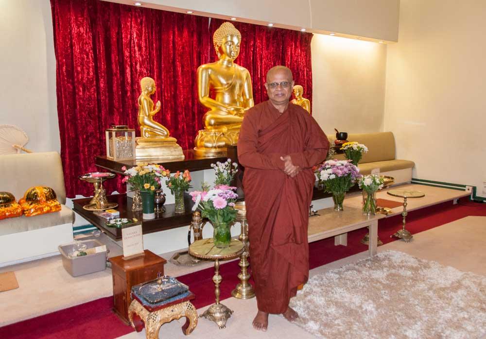 London Buddhist Vihara: The Way of the Buddha
