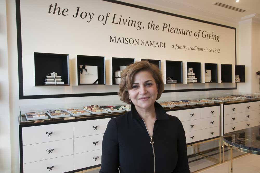 Maison Samadi: Chocolate Heaven