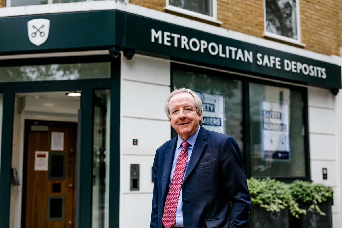 London Safe Deposit Boxes: Metropolitan Safe Deposits – Boxing Clever