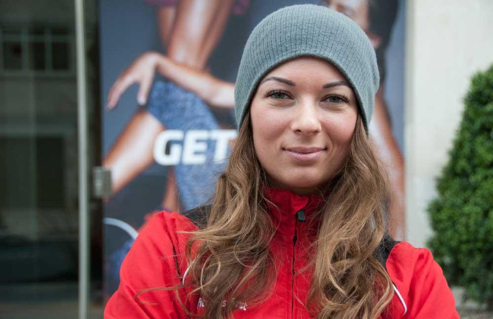 Personal Trainer: Neda Karaliute