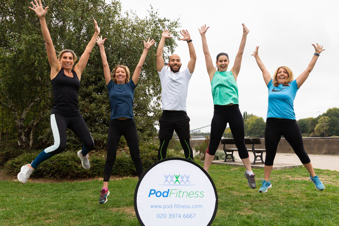 Fitness and Health: Pod Fitness – Get Fit And Feel Great – Fast!